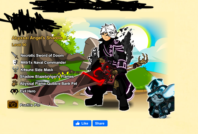 Selling Cheap Selling High End Aqw Account Has Most End Game Items Epicnpc Marketplace